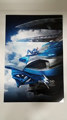 "Power Rangers Go Go Blue 13"" x 20"" Movie Poster"