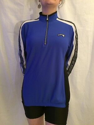 Briko Mens' Winter Cycling Long Sleeved Top / Jersey, nice and warm, size Large