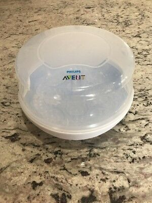 Philips Avent Microwave Steam Bottle Steriliser for Baby Bottles