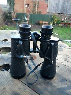Binoculars cosmo super coated optics and carry case Field glasses 10x50