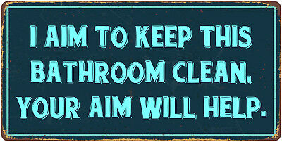Aluminum Our Aim Is To Keep This Bathroom Clean 8 X 12