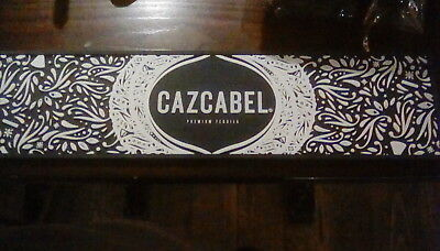 Cazcabel Tequila  bar runner rubber  collectable mancave