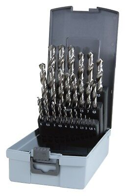 25.0mm Made in Germany Reduced Shank Drill Bits Sizes: 12.5mm RUKO HSS-R