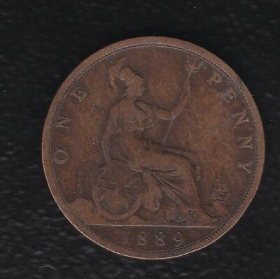 Great Britain 1 Penny 1889