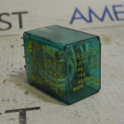 Square D Class 8501 Type RS14 120V 50/60Hz Ice Cube Relay