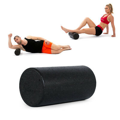 High Density Extra Firm Foam Roller For Muscle Massage Home Workout Fitness