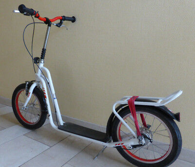 Puky Roller R 2002L Challenger Kinder Weiss Abholung 81925
