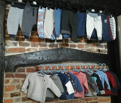 Baby boys clothes 3-6 months bundle, outfits, Blue Zoo, Next & more