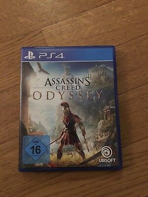 Assassins Creed Odyssey PS 4