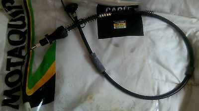 MG Maestro, Montego Clutch Cable 1984-87   Motaquip VVC204