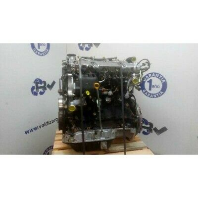MOTOR COMPLETO///3664803/TOYOTA AVENSIS BERLINA (T 22) 2.0 D4-D Sol (4-ptas.)