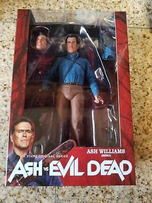 Ash Williams Ash Vs Evil Dead Hero Action Figure