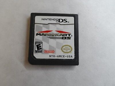 Mario Kart DS (Nintendo DS, 2005) Tested  Game Cartridge Only FAST SHIPPING