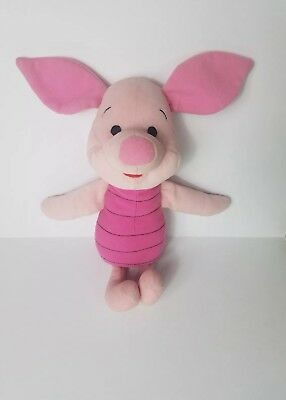 "Disney 15"" Piglet Disney Stuffed Plush Toy Animal"