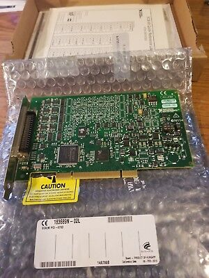 National Instruments PCI-6703 NI DAQ Card Analog Output 16 AO Channels Free Ship