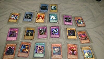 YUGIOH 50+ Card Holographic Foil Collection Lot! Exodia Piece/Blue Eyes
