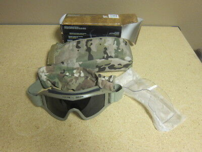 Goggle Kit,Green REVISION MILITARY