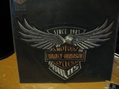 115th Anniversary Harley Davidson Patch Brand New