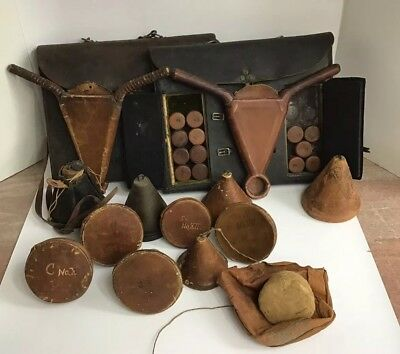 Vintage Water/Mineral Detecting- Witching/Dowsing Set- Quackery