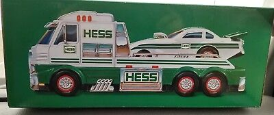 2016 Hess Toy Truck And Dragster, New In The Box