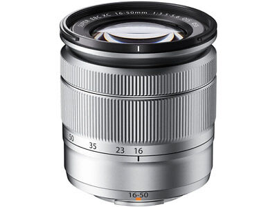 F/S New Fujifilm XC16-50mm F3.5-5.6 OIS Ⅱ 2 Silver Lens for X mount