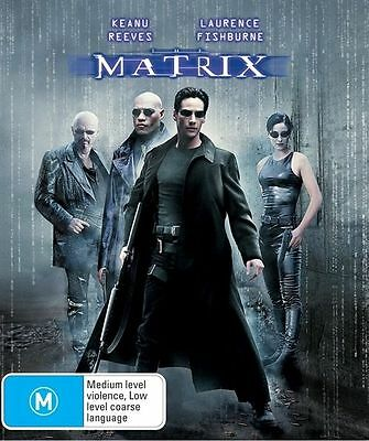 The Matrix Blu-ray 2009 Keanu Reeves
