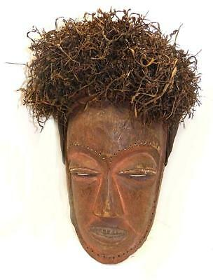 Vintage Chokwe Mask - Angola Or Congo - Very Well Preserved - Good Paint