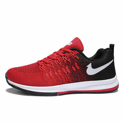 New Men's Casual Shoes Flyknit Fashion Sports Flywire Sneakers Athletic Shoes