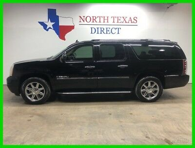 2009 GMC Yukon Denali XL Technology Pkg Camera Navigation Chrome 2009 Denali XL Technology Pkg Camera Navigation Chrome  Used 6.2L V8 16V
