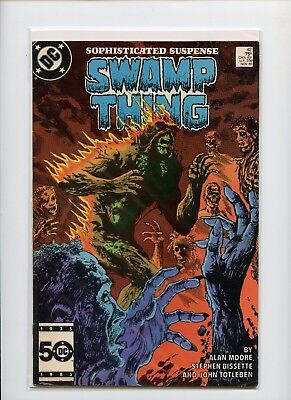 Swamp Thing (1982 2nd Series) #42