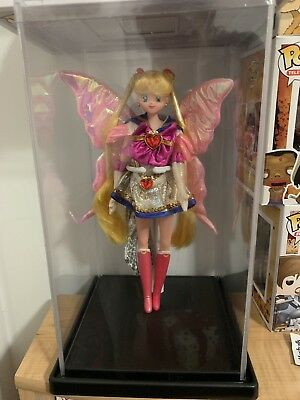 Sailor Moon Super S Crisis Butterfly Wing Doll Bandai 1994