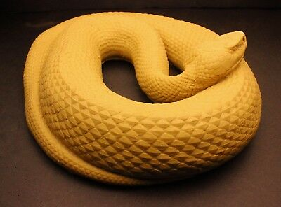 Realistic Cottonmouth Water Moccasin Snake Model !!