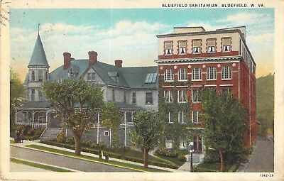 Bluefield Sanitarium, Bluefield, W. Va.