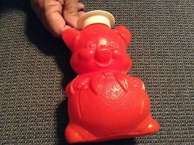 1st. Federal Saving And Loan of Twin Falls,Red Plastic Pig Bank