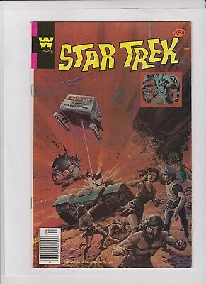 """STAR TREK #52 VF+, Whitman 1978, """"And A Child Shall Lead Them"""", painted cover"""