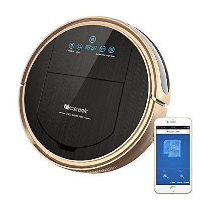 Proscenic Upgraded Version 790T, Robotic Vacuum Cleaner with APP & Alexa Voice x