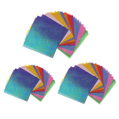 50 Sheet A4 Double Sided Papers Multi Color Pearl Paper Scrapbook Decoration