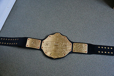 Replica WWE belt world heavyweight champion adult.ceinture champion poids lourd