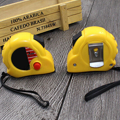 23F8 300CM Steel Tape Measure Plastic Shell Woodworking Measuring Tools Home