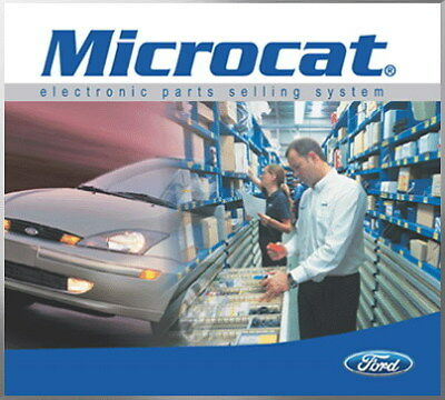 Microcat Ford Europe 01.2018 Multilingual