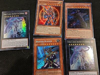 Yugioh collection, 250+ Cards, Tons Of Foils And Rares