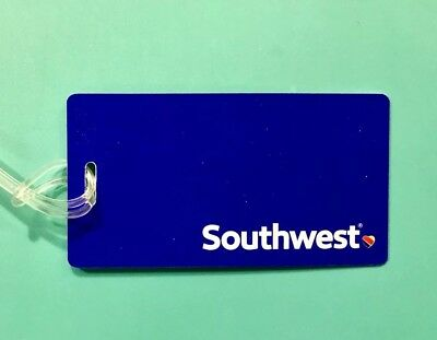 Southwest Airlines Luggage Tag