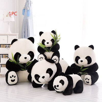 Lovely Bear Cute Cartoon Pillow Plush Panda Present Doll Stuffed Animals