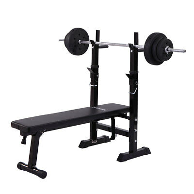 Adjustable Weight Lifting Bench Body Workout Home Exercise Benches