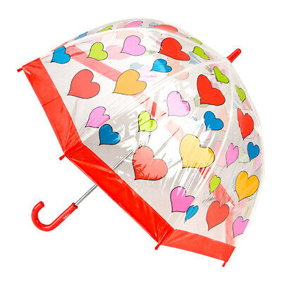 NEW Clifton Hearts Kids' Birdcage Umbrella