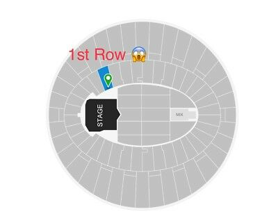 2 Tickets - I Am The Highway Chris Cornell Tribute - 01/16/19 - SEC 113 1st Row