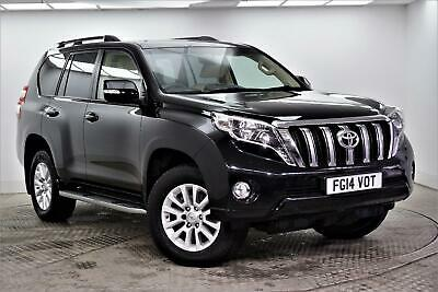 2014 TOYOTA LAND Cruiser D-4D ICON Diesel black Automatic