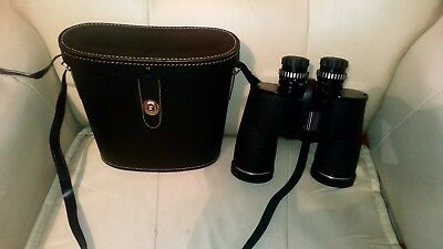 Chinon binoculars 7x50 Excellent condition. With shoulder carry case