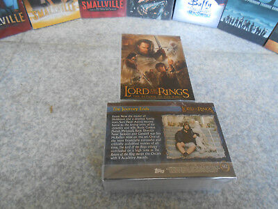 The Lord Of The Rings {The Return Of The King} { Update} Topps