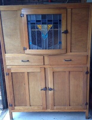 Antique Kitchen Cabinet / Just Like Granny's
